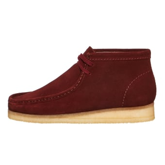 Clarks Wallabee Boot (26134755) pink