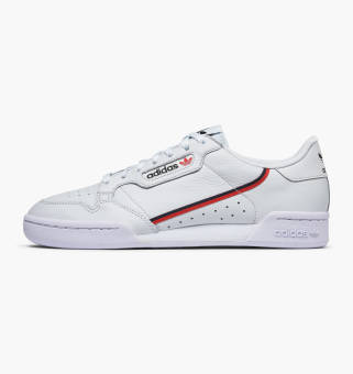 adidas Originals Continental 80 (B41673) weiss