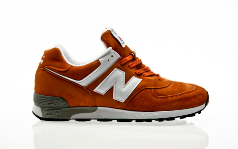 New Balance M576OO Made In UK (655461-60-17) orange