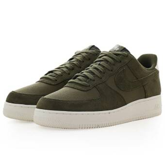 Nike Air Force 1 07 Suede (AO3835-200) grün