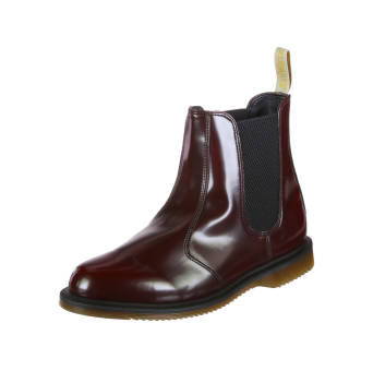 Dr. Martens Flora Polished Chelsea Boot W (24178600) rot