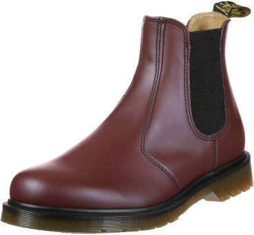 Dr. Martens Chelsea Boot 2976 (11853600) rot