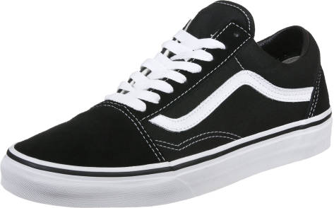 Vans Old Skool in schwarz - VN000D3HY281 | everysize