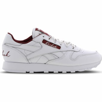 Reebok Classic Leather Scripted (DV5322) weiss