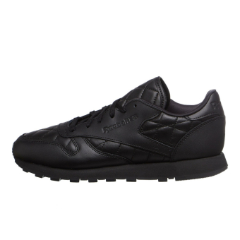 Reebok Classic Leather *Quilted* (AR1263) schwarz