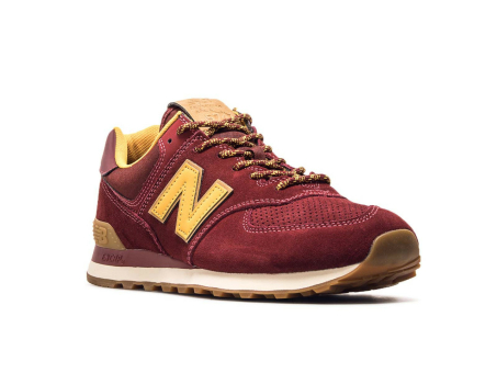 uk availability 289cb f8f44 New Balance ML574OTC in rot - 675931-60-4 | everysize