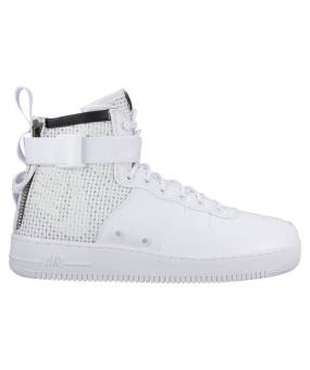 Nike SF Air Force 1 Mid (AA1129-100) weiss