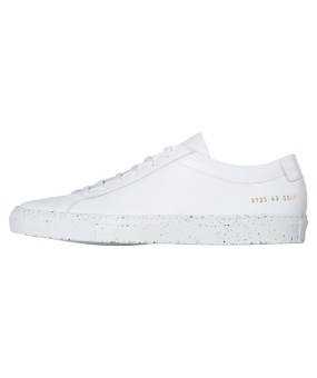 Common Projects Sneaker Achilles Low Confetti (2123 ACHILLES LOW CONFETTI) weiss