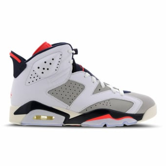 NIKE JORDAN Air 6 Retro (384664-104) weiss