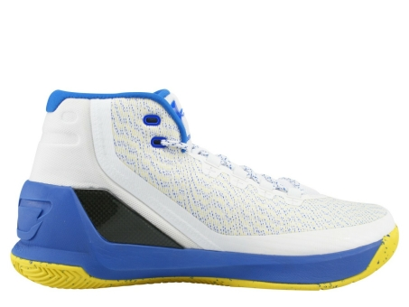 Under Armour UA Curry 3 (1269279-102) weiss