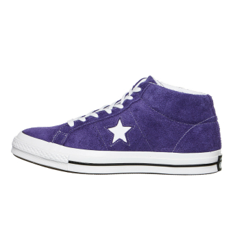 Converse One Star Mid (162578C) lila