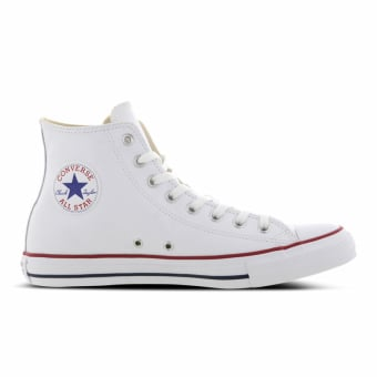 Converse All Star Hi Leather (132169C) weiss