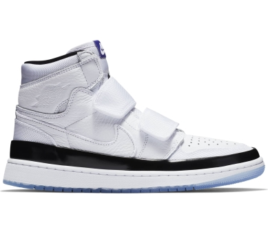 NIKE JORDAN Air 1 Retro High Double Strap (AQ7924-107) weiss