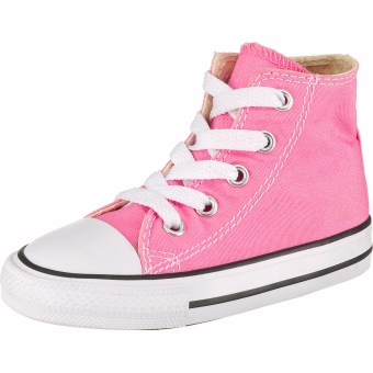 Converse Chuck Taylor All Star High in pink 7J234C   everysize
