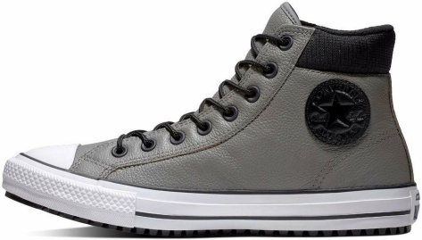 Converse Chuck Taylor All Star PC Leather High (162414C) grau