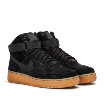 Nike Air Force 1 High 07 LV8 Suede (AA1118 001) schwarz