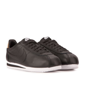Nike Classic Cortez Leather SE Black (861535-004) schwarz