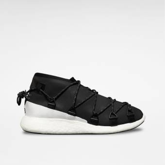 Y-3 Cross Lace Run (BB4704) schwarz