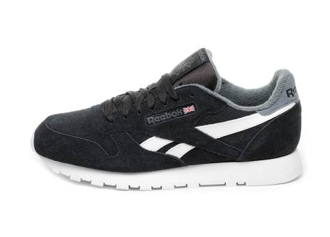 Reebok Classic Leather MU (CN7107) schwarz