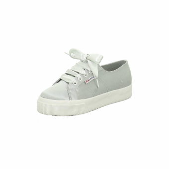 Superga 2730 Satin W (2730-SATINW-132 GREY LT) grau