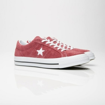 Converse One Star OX (158370C) rot