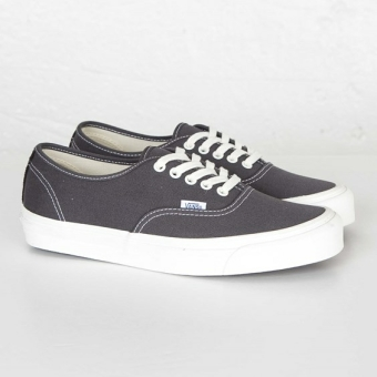 Vans OG Authentic LX (VUDDIAT) schwarz