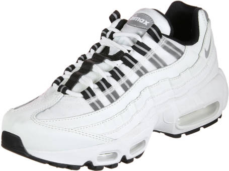 size 40 0f351 e147f Nike WMNS Air Max 95 in weiss - 307960-113   everysize