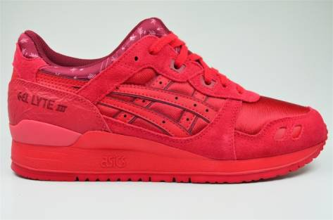 Asics Gel Lyte III Valentines Pack (H63QQ 2323) rot