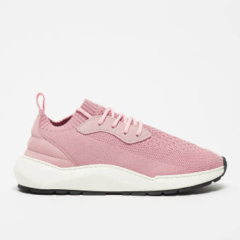 Filling Pieces Knit Speed Arch Runner Condor (01525111881) pink