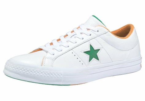 Converse One Star Ox (160594C) weiss