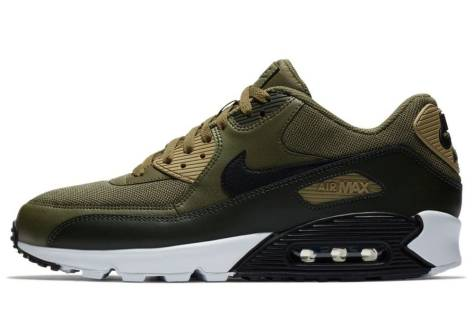 Nike Air Max 90 Essential in grün - AJ1285-201 | everysize