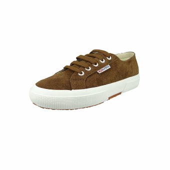 Superga 2750 Suede brown coffee (S003SR0-662) braun