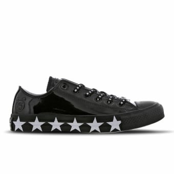 Converse Chuck Taylor All Star Miley Cyrus Ox (563720C) schwarz