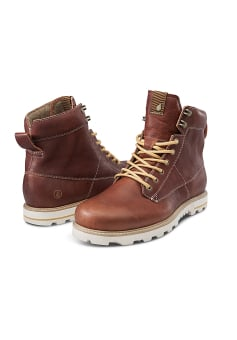 Volcom Smithington Boot  (RUST) (V4011521RST) braun