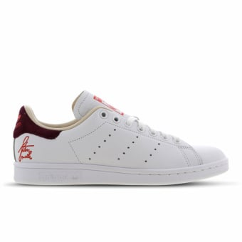 adidas Originals Stan Smith Scripted (G26323) weiss