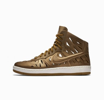 Nike Wmns Air 1 Ultra Force Mid Joli (725075 900) braun