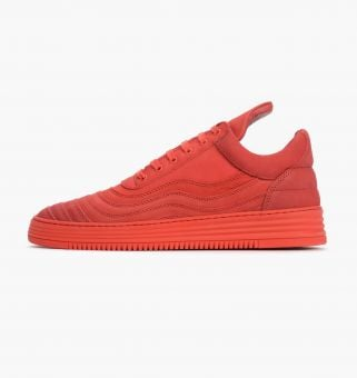 Filling Pieces LOW TOP WAVY (10101761006) rot