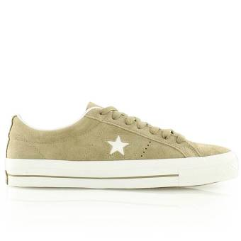 Converse CONS One Star suede OX white (153965C) braun