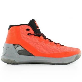 Under Armour UA Curry Human 3 Torch (1269279-810) orange