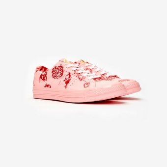 Converse One Star Ox x Shrimps (563838C) pink