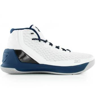 Under Armour Curry 3 (1269279-105) weiss