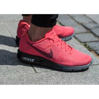 Nike Air Max Sequent (719912-802) rot
