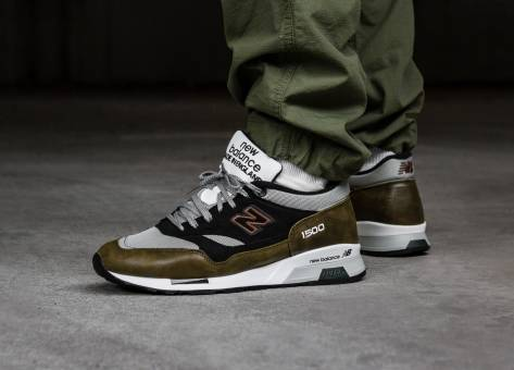 New Balance M1500TGG *Made in England* (M1500TGG) grün