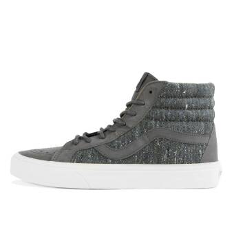 Vans Sk8 Hi Reissue DX Tweed Gray (VN0A2Z5ZJW5) grau