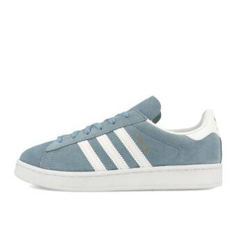 adidas Originals Campus C Ash Blue White White (9920068220954) blau