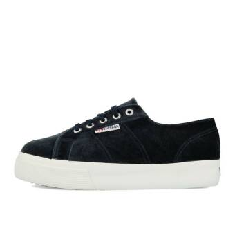 Superga 2730 Polyvelu Grey Dark (9920068329718) grau