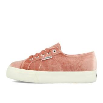 Superga 2730 Polyvelu Pink Dusty Rose (9920068329893) pink