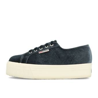 Superga 2790 Velvetpolyw Dark Grey (9920068580300) grau