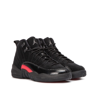 NIKE JORDAN Air 12 Retro GS (510815-006) schwarz