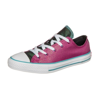 Converse Chuck Taylor All Star Double Tongue Ox (656035C) pink